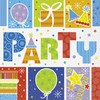 Ubrousky pap�rov� Happy Party