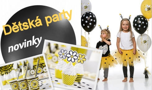 Party pro d�ti tematick�
