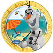 Olaf party summer