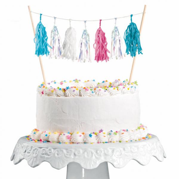 Dekorace na dort Mořská víla