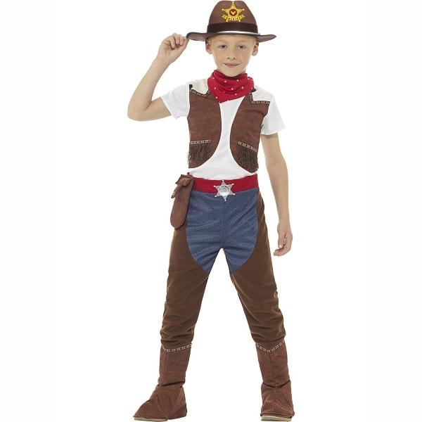 KOSTÝM Šerif velikost L