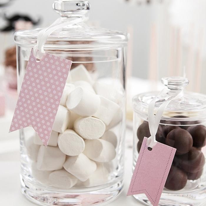Jmenovky k zavěšení Sweets