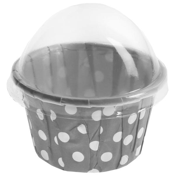 Košíčky s puntíkem na cupcakes 6ks