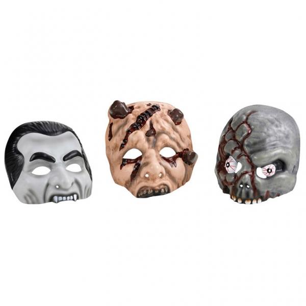 MASKA latexová Horor Halloween