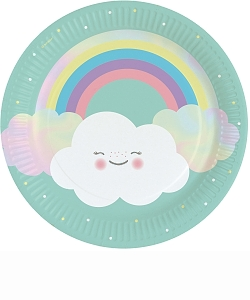 Party Rainbow_cloud