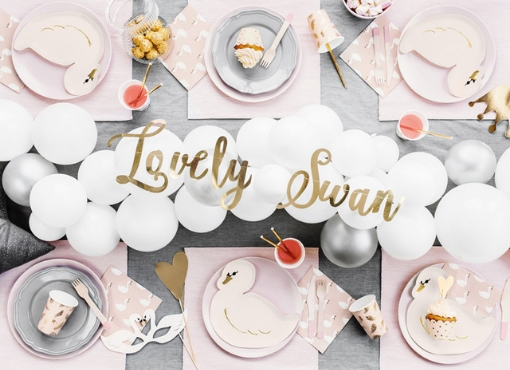 Party_labut_lovely_swan