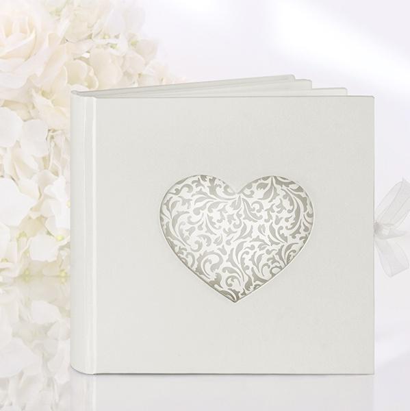 Svatební kniha Champagne Heart