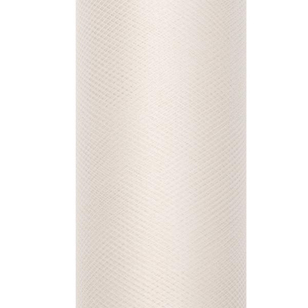 Levně TYL smetanový, šampaň 15cm/9m