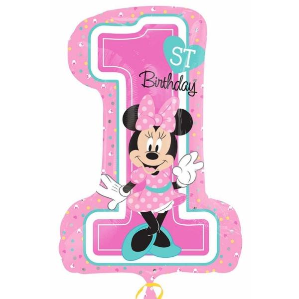 BALON FOLIOVÝ 1. narozeniny s Minnie 2f7a9da5e2