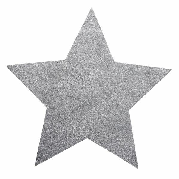 Prostírání na stůl Hvězda stříbrná