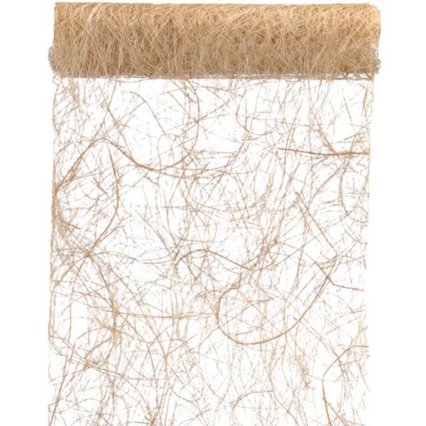 ŠERPA na stůl kokosové vlákno přírodní 5mx30cm
