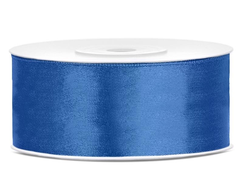 Stuha Satenova 2 5cm 25m Kralovska Modra Mojeparty Cz