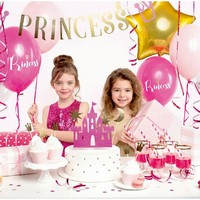 PARTY SADA Princess 9ks