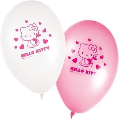 """BALÓNEK Latexový """"Hello Kitty"""""""
