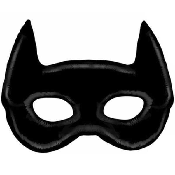 BALÓNEK fóliový Batman maska