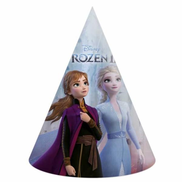 ČEPIČKY Frozen 2 6ks