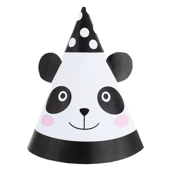 ČEPIČKY Panda 6ks