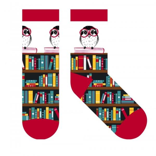 Dárkové ponožky Sova