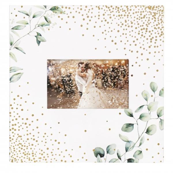 FOTOALBUM Svatební Listy