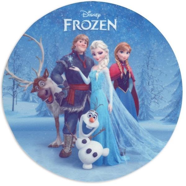 Jedlý papír na dort Frozen