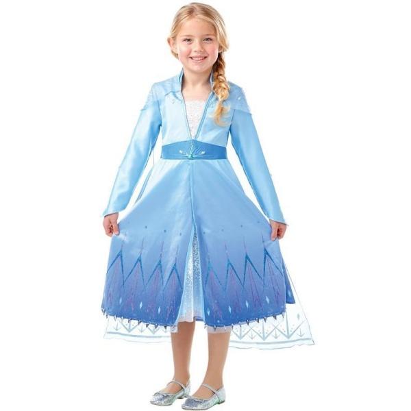 KOSTÝM Frozen 2 Elsa- PREMIUM vel. M