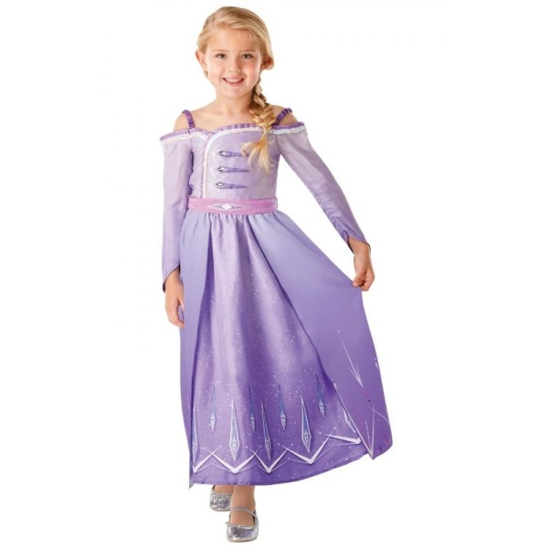 KOSTÝM Frozen 2 Elsa- special