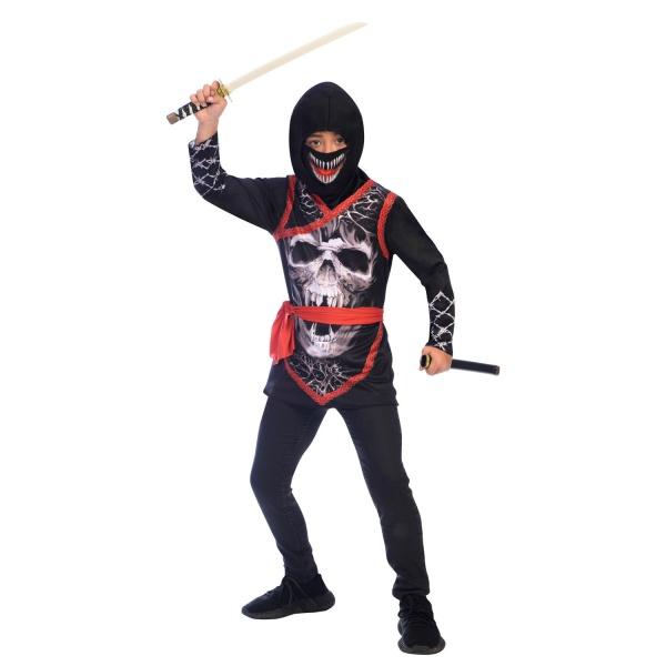 KOSTÝM Ninja 8-10 let