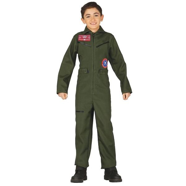 KOSTÝM Pilot 5-6let