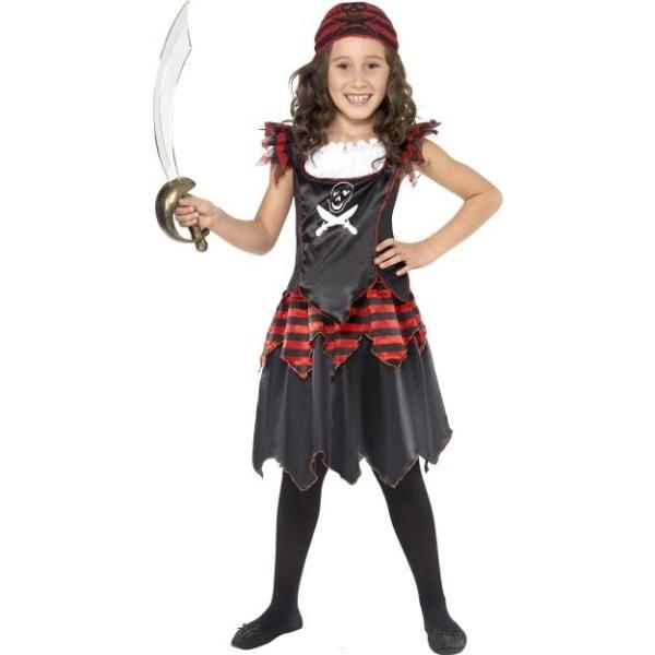 KOSTÝM Pirát dívčí vel.S
