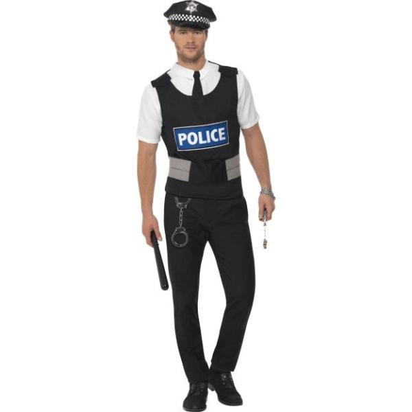 KOSTÝM Policista velikost L