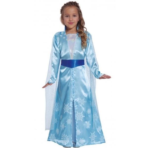 KOSTÝM dětský Princezna 7-9let