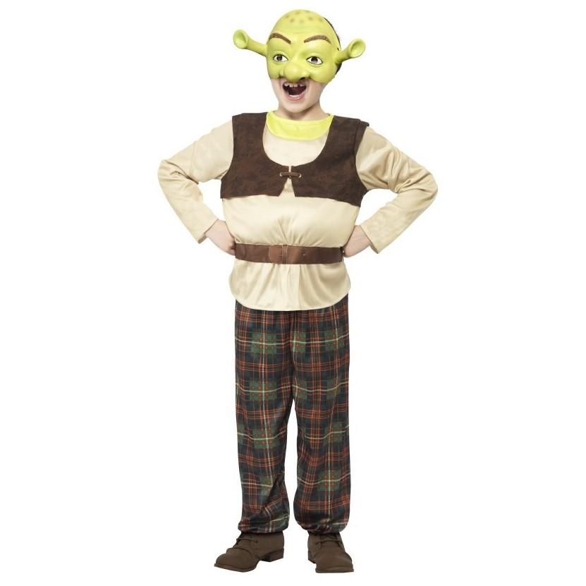 KOSTÝM Shrek velikost L 1ks
