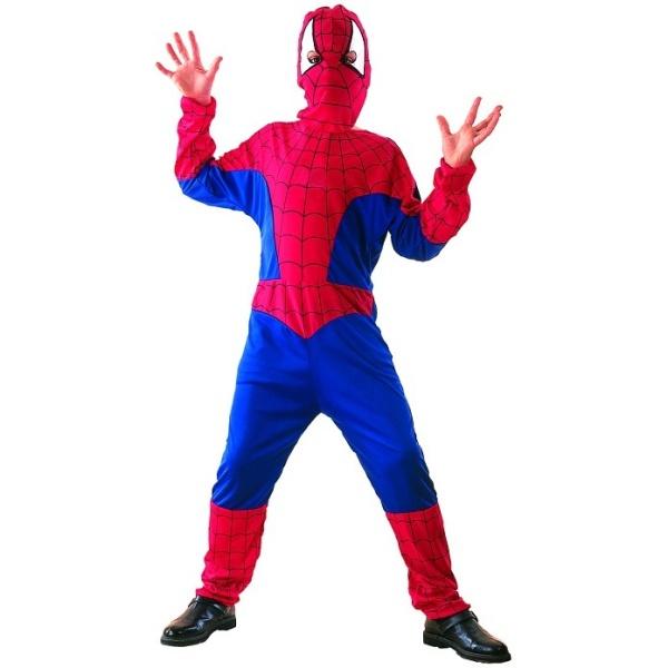 KOSTÝM Spiderman dětský 110/120