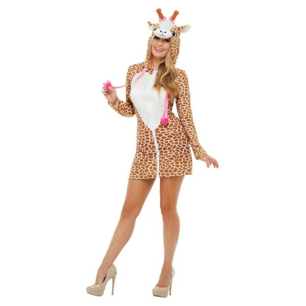 KOSTÝM Žirafa vel. S