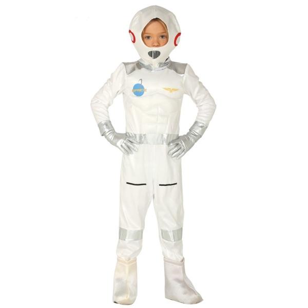 KOSTÝM dětský Astronaut 7-9 let