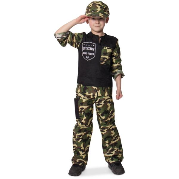 KOSTÝM dětský Voják