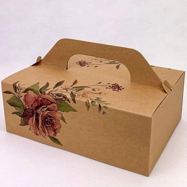 KRABIČKY NA VÝSLUŽKU růže XL 260x180x95mm 5ks