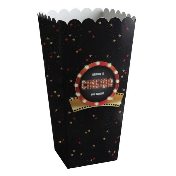 KRABIČKY na popcorn Hollywood 8ks