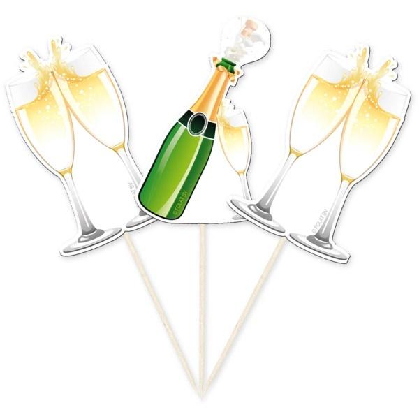 NAPICHOVÁTKA Šampaňské 10ks