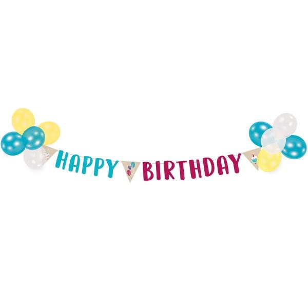 PARTY sada My Birthday Party