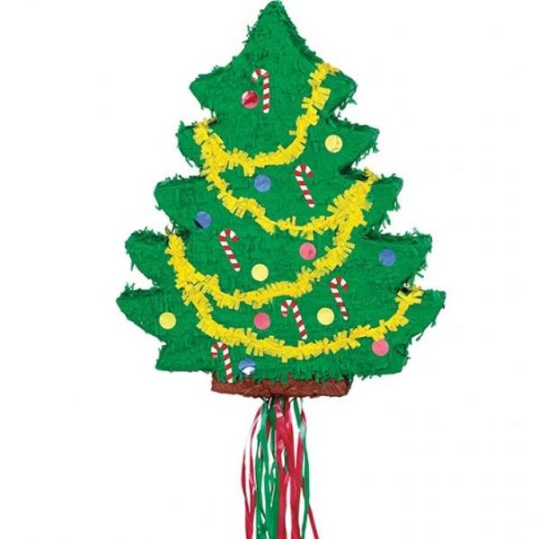 PIŇATA Vánoční stromeček