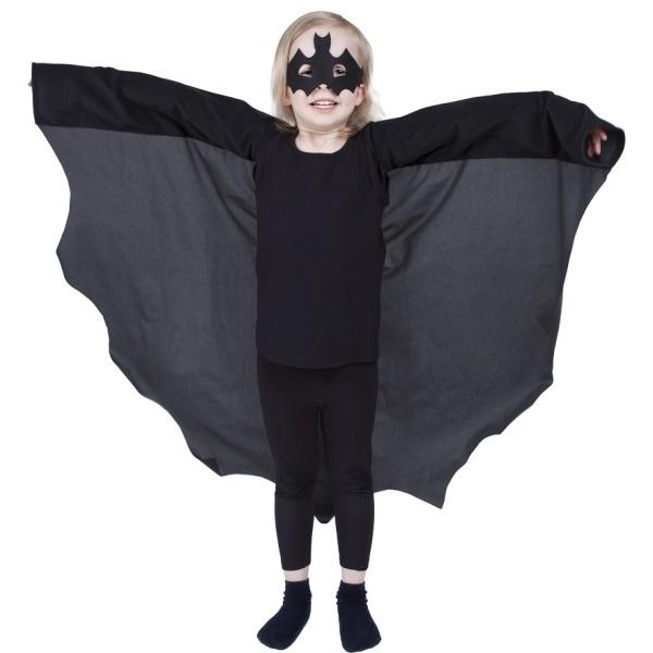 PLÁŠŤ dětský netopýr uni