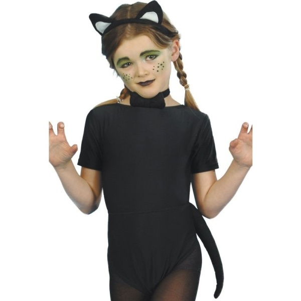 SET Kočička dětský