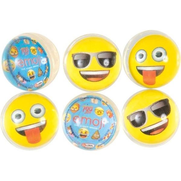 SKÁKACÍ míčky Smile 6ks
