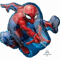 BALÓNEK FÓLIOVÝ Spiderman supershape 43x73cm