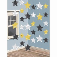 GIRLANDA HollywoodStars 210cm 6KS